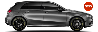 سيارة جديدة في المغرب مرسيدس بنز كلاسي ا 118 d neuve - 1645 - موتور.ما