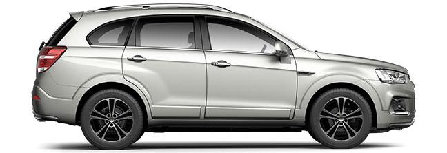 سيارة جديدة في المغرب شيفروليه كابتيفا 2.2 vcdi lt 4wd bva neuve - 102 - موتور.ما