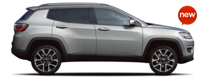 سيارة جديدة في المغرب جيب كومباس Multijet 1.6 longitude 4x2 neuve - 1665 - موتور.ما