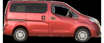 Neuf maroc: NISSAN Evalia 5 sièges neuve - 1084 sur moteur.ma