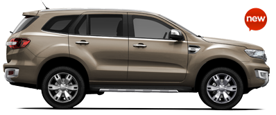 ford everest Limited  4*4 BVA