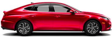 hyundai sonata 2.0L Hybrid 195ch luxe