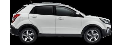 Neuf maroc: SSANGYONG Korando 2.0 e-xdi premium neuve - 936 sur moteur.ma