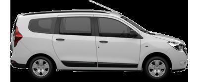 سيارة جديدة في المغرب داسيا لودجي 1.5 dci taxi neuve - 506 - موتور.ما