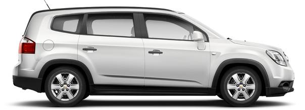 سيارة جديدة في المغرب شيفروليه ورلاندو 2.0 vcdi lt neuve - 1173 - موتور.ما