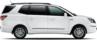سيارة جديدة في المغرب سانجيونج ستافيك 2.0 e-xdi base neuve - 1441 - موتور.ما
