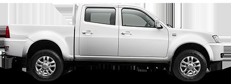 tata xenon 2,2 L Turbo Diesel SC