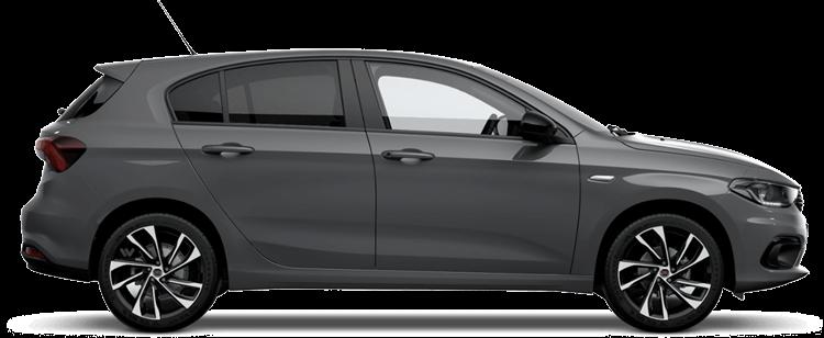 fiat tipo hatchback 1.6 L Multijet pop