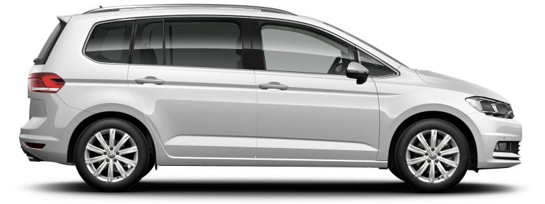 سيارة جديدة في المغرب فولكزفاكن تووران 2.0 tdi trendline neuve - 1017 - موتور.ما