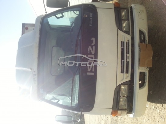 شاحنة في المغرب ISUZU Nkr - 143909
