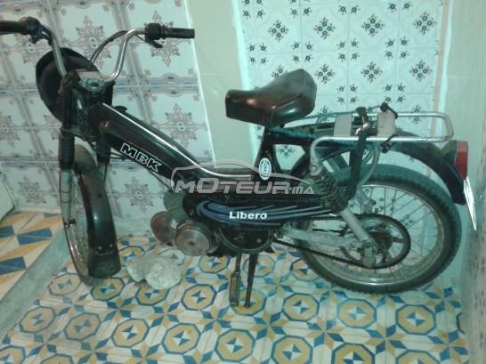 Moto au Maroc MBK Libero - 134602