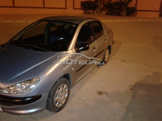 سيارة في المغرب بيجو 206 - 134267
