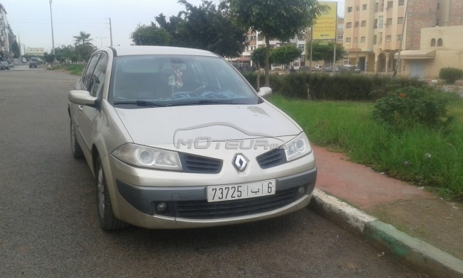 سيارة في المغرب رونو ميجاني - 134611