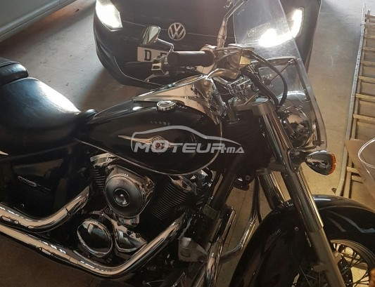 Moto au Maroc KAWASAKI Vn 900 classic - 144238