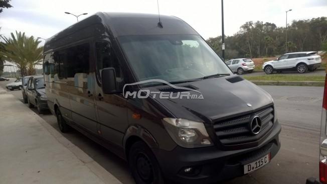 Mercedes Sprinter Xxl 2014 Diesel 143883 Occasion 224 Rabat