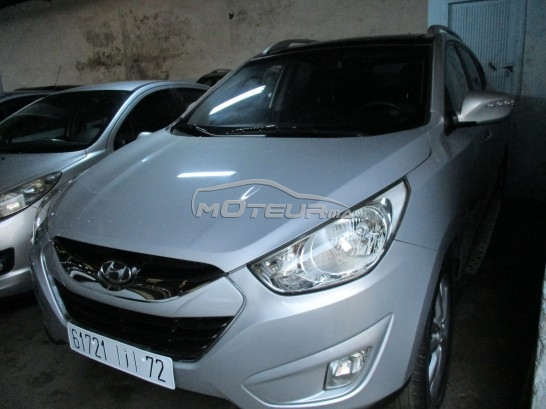 hyundai ix35 crdi 2012 diesel 144459 occasion casablanca maroc. Black Bedroom Furniture Sets. Home Design Ideas