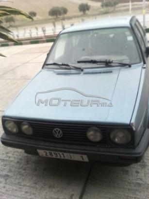 سيارة في المغرب فولكزفاكن جولف 2 - 134579
