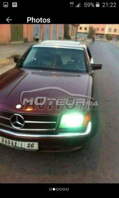سيارة في المغرب مرسيدس بنز كلاسي إسلس - 134573