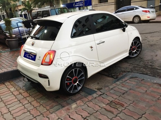 ABARTH 595 Pack edition occasion 619623