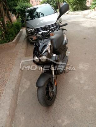Moto au Maroc AC Stunt - 229711
