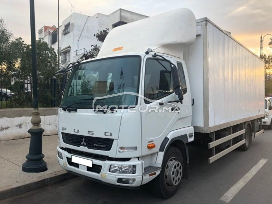 MITSUBISHI Fuso Fighter مستعملة