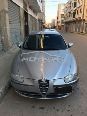 alfa romeo 147 jtd 2004 diesel 135002 occasion tanger maroc. Black Bedroom Furniture Sets. Home Design Ideas