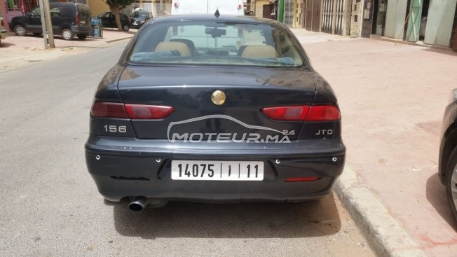 ALFA-ROMEO 156 Exclusive occasion