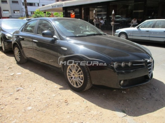 alfa romeo 159 2008 essence 156635 occasion casablanca maroc. Black Bedroom Furniture Sets. Home Design Ideas