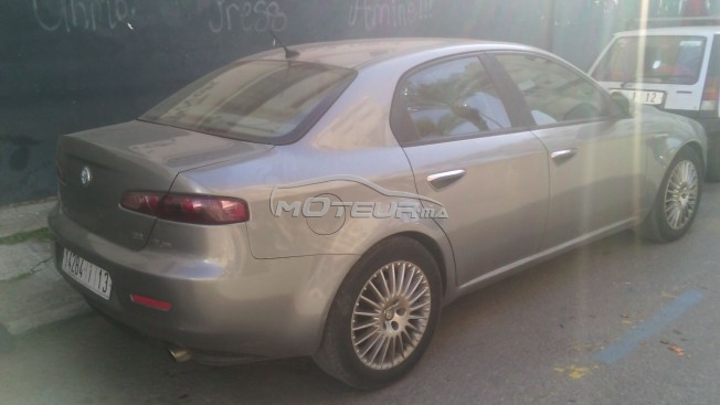 alfa romeo 159 2 2 jts 2007 essence 137162 occasion casablanca maroc. Black Bedroom Furniture Sets. Home Design Ideas