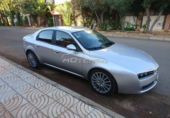 alfa romeo 159 occasion diesel maroc annonces voitures. Black Bedroom Furniture Sets. Home Design Ideas