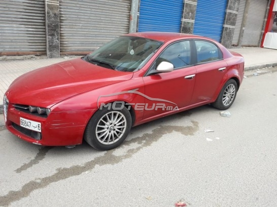 سيارة في المغرب ألفا روميو 159 - 205833