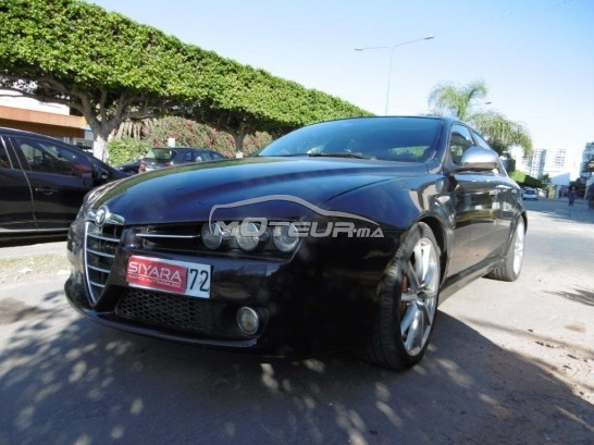alfa romeo 159 pack exclusive 2010 diesel 180442 occasion casablanca maroc. Black Bedroom Furniture Sets. Home Design Ideas