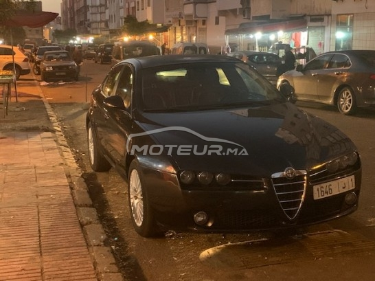 ALFA-ROMEO 159 2.4 jtdm 210 ch occasion
