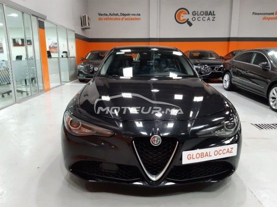 ALFA-ROMEO Giulia Gtd 150 at8 occasion