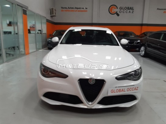 ALFA-ROMEO Giulia Jtd 150 at8 occasion