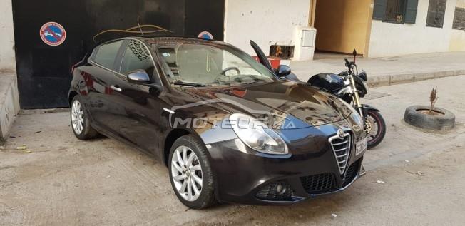 سيارة في المغرب ألفا روميو جيولييتتا 2.0 - 229887