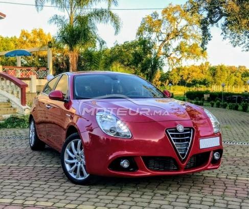 ALFA-ROMEO Giulietta Distinctive 2,0 jtdm 150 ch occasion