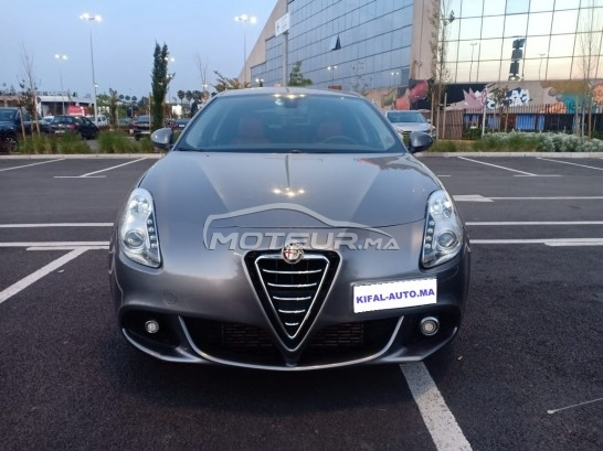 ALFA-ROMEO Giulietta 1.9 jtd occasion