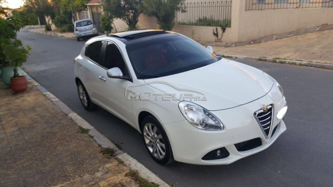 alfa romeo giulietta sportiva 2 0 jtdm 175 ch 2015 diesel 162395 occasion rabat maroc. Black Bedroom Furniture Sets. Home Design Ideas