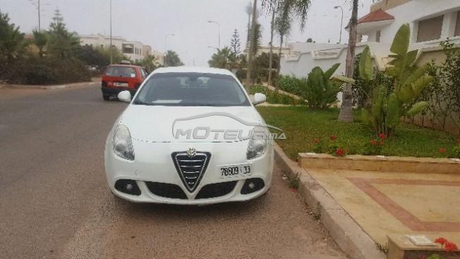 Voiture au Maroc ALFA-ROMEO Giulietta - 177197