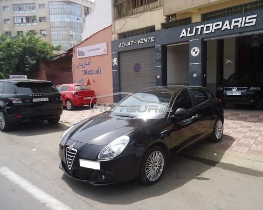Voiture au Maroc ALFA-ROMEO Giulietta 2.0 jtdm - 173035