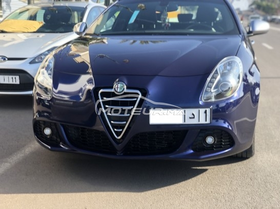 سيارة في المغرب ALFA-ROMEO Giulietta 2.0 175 ch pack distinctive - 294540