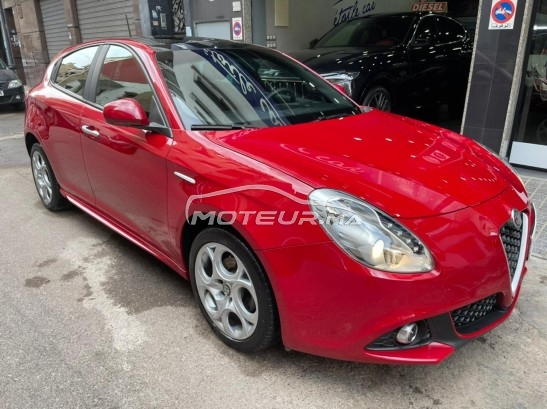 سيارة في المغرب ALFA-ROMEO Giulietta - 341558