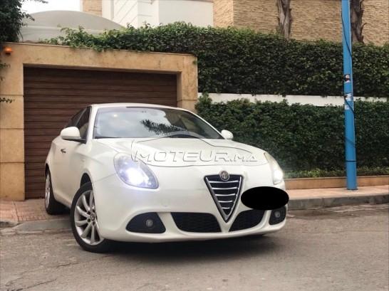 ALFA-ROMEO Giulietta Jtdm 175 ch مستعملة