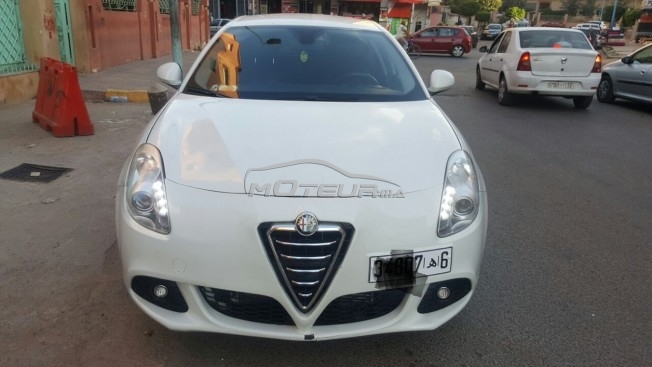 alfa romeo giulietta 2014 diesel 157197 occasion casablanca maroc. Black Bedroom Furniture Sets. Home Design Ideas