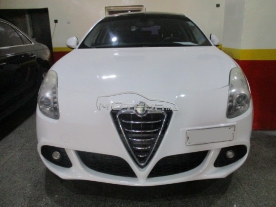 alfa romeo giulietta 2012 diesel 186094 occasion casablanca maroc. Black Bedroom Furniture Sets. Home Design Ideas