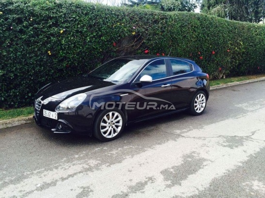 alfa romeo giulietta 2011 diesel 234521 occasion fes maroc. Black Bedroom Furniture Sets. Home Design Ideas