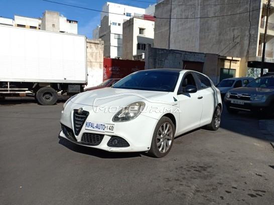 سيارة في المغرب ALFA-ROMEO Giulietta 2l - 292507