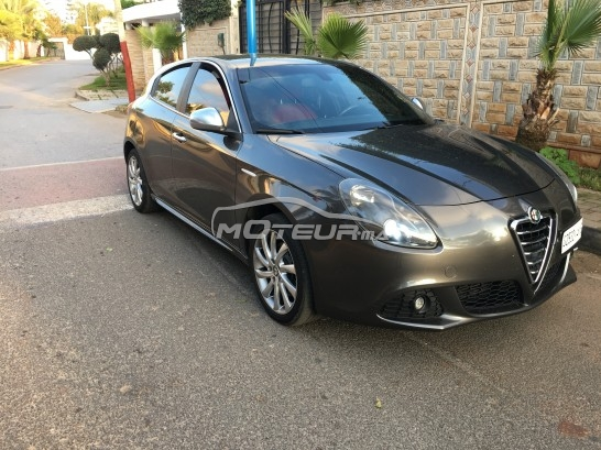 alfa romeo giulietta 2011 diesel 142638 occasion casablanca maroc. Black Bedroom Furniture Sets. Home Design Ideas