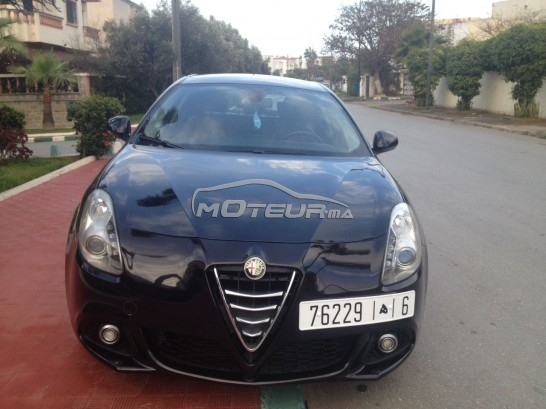 Voiture au Maroc ALFA-ROMEO Giulietta - 204683